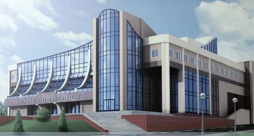 Дворец культуры  металлургов г.Жлобин